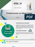 Prefabricación en Obras Viales 2019 - Reales Matias