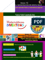 Páginas Web Para Aprender Física y Matemáticas Jugando/Módulo 12