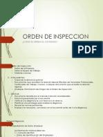 Alcances Generales Del Procedimiento Inspectivo