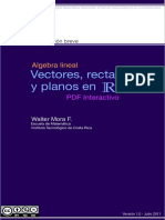 Walter Mora F. - Vectores, rectas y planos en R^3 (Vectors, lines and planes in R^3).pdf