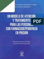Tratamiento Farmacodependencia Prision
