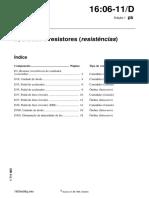 Diodos e Resistores Serie 4