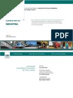 Infografía UNDAV Crisis en La Industria