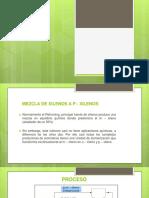 Xilenos y Etilenglicol