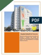 Manual de Politicas Hospital Infantil