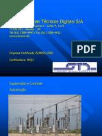 MANUAL DE OPERAÇÃO STD