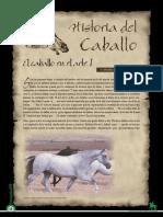 Dialnet Historia Del Caballo