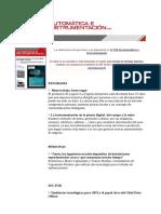 Mucho Sobre Automàtica e Instrumentaciòn