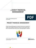 50. Project Financial Management