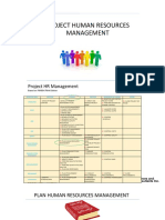 18. Plan HR Management