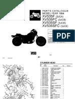 Catalogo de partes XV535