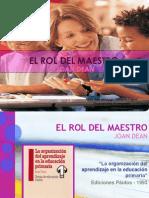 Rol Del Maestro 1