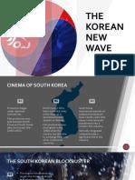 The Korean New Wave