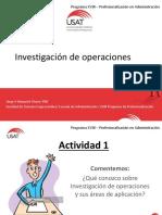 Sesión 01 - Profesionalización