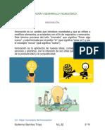Innovación y Desarrollo Tecnológico