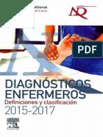 Diagnósticos Enfermeros. Definiciones y Clasificación 2015 - 2017 - NANDA International