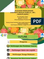 Mikroplanning Kampanye Mr
