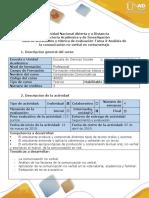 Guía de Actividades y Rúbrica de Evaluación-Tarea 3-Análisis de La Comunicación No Verbal en Cortometraje[4237]