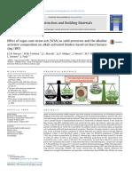 2017 Effect of sugar cane straw ash (SCSA) as solid precursor and the alkaline activator composition on alkali-activated binders based on blast furnace slag (BFS).pdf