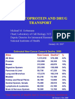 P-glycoprotein and Drug Transport