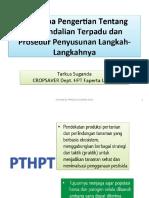 10. Langkah Penerapan PHT