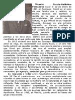 Vicente Huidobro Fernández