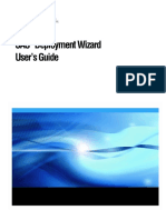 SAS Deployment Wizard User Guide