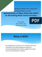 Module WSP AO Policy RO6 ( Edited)