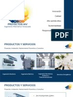 2019 Proyectos IAV