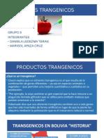Transgenicos en Bolivia Importantisimo[1]