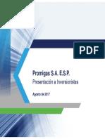 7. PROMIGAS - Presentación a Inversionistas VF - 2
