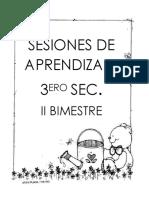 Caratula de Sesiones