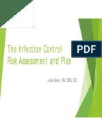 Presentation5TheInfectionControlRiskAssessmentandPlan.pdf