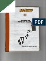 10(Dez) Anos de Festival Da MPB Em Magé