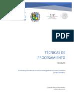 Técnicas de procesamiento de materiales compuestos