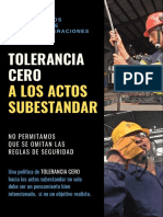 Tolerancia a Los Actos Subestandar (1)