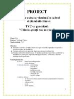 Proiect TVC