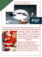 Cuento de Papá Noel