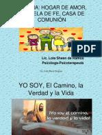 1 Familia Hogar de Amor - Cajamarca