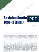 4885 RevisionSectionalTest 2Q(LRDI)