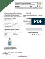 Quiz 2p Quimica Soluciones