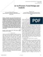 [11].2014 _A Review Paper on Pressure Vessel Design and Analysis