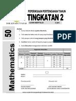 Cover Depan Ppt Math