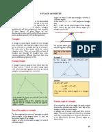 09. Plane Geometry.pdf