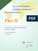 Informe investigación Fase II