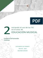 Cuaderno 1 Musicas