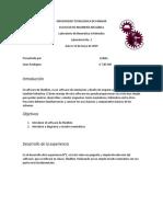 Informe #1. Introduccion a FluidSim. INI241(B)