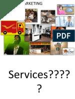 Services Marketing Unit 1