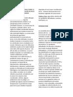 Una Perspectiva Regional Sobre La Diversidad y Conservación de Peces Tropicales Andinos