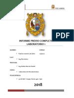 Informe Previo Laboratorio 1